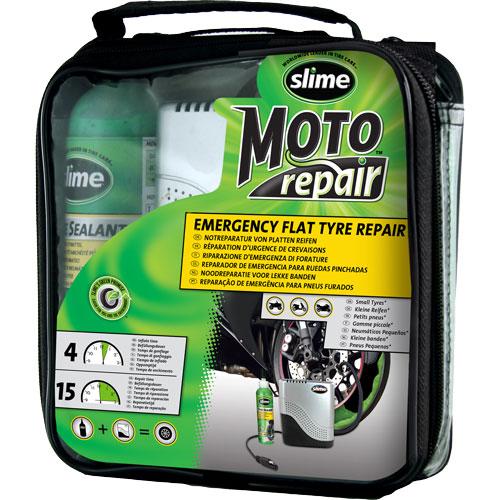 Slime Moto Repair – Opravná sada pro motocykly a skútry