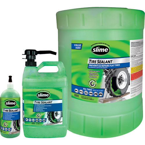 Slime Tyre Sealant – Bezdušový tmel